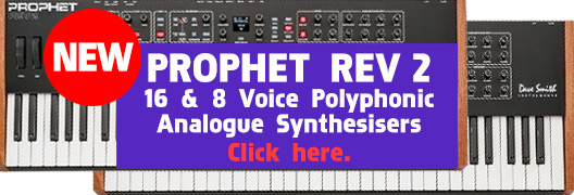 Dave Smith Prophet Rev 2
