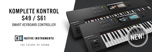 komplete kontrol s61 new