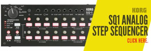 korg sq1 step sequencer