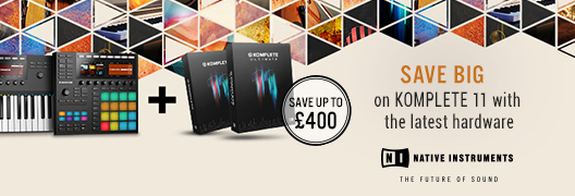 save big on komplete 11
