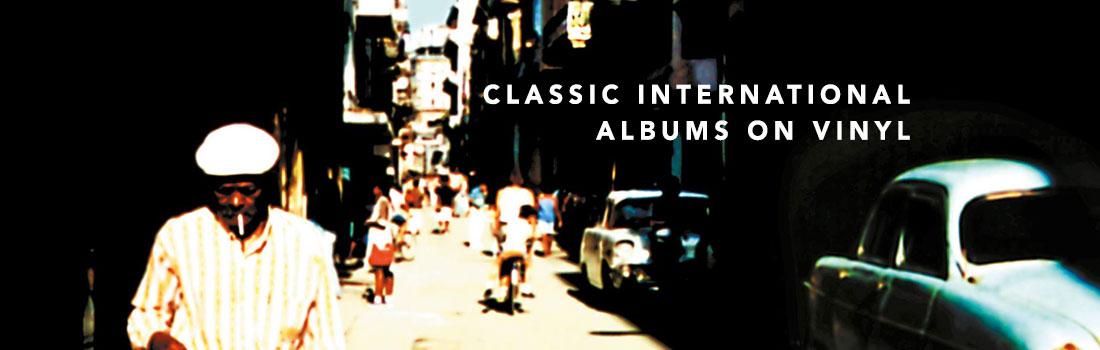 Classic International Albums on Vinyl