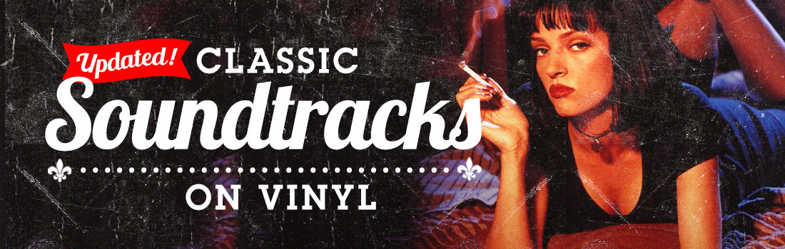 Classic Soundtracks on Vinyl