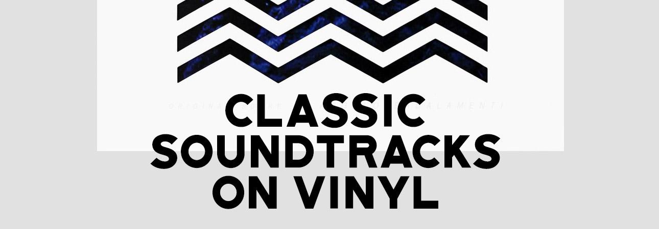 Classic Soundtracks on Vinyl