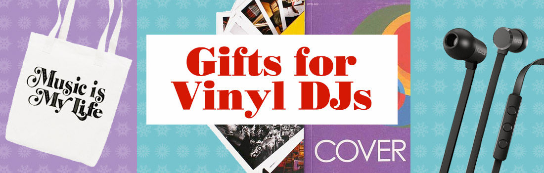Gifts For Vinyl DJs