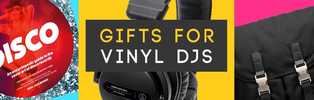 Gifts For Vinyl DJs