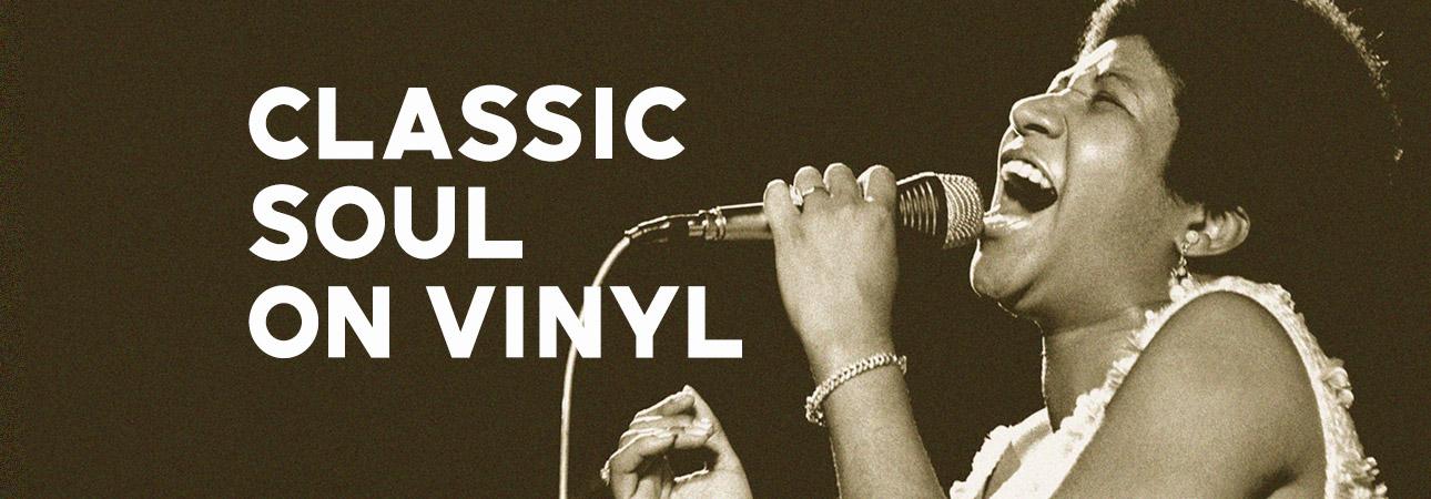 Classic Soul on Vinyl
