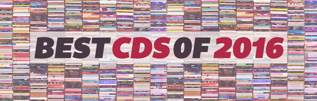 Best CDs of 2016