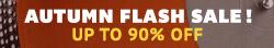 autumn - flash sale