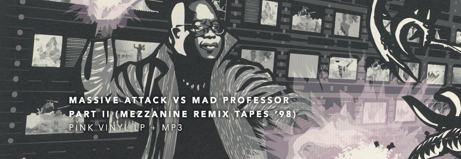 music massive attack vs mad professor
