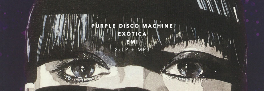music purple disco