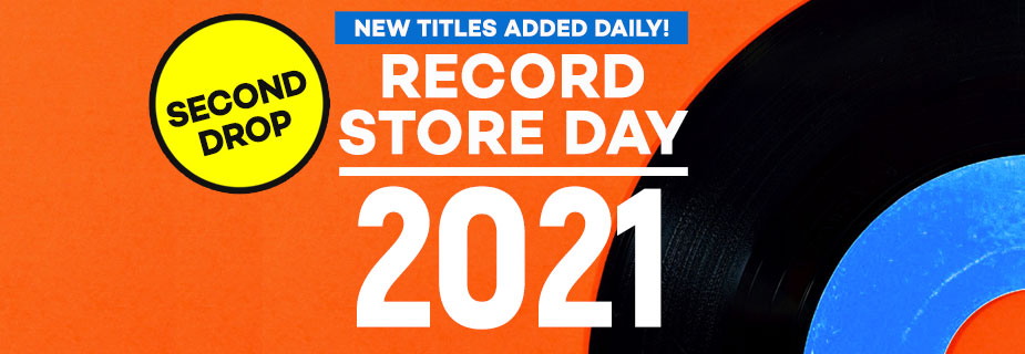 record store day 2021 drop 2
