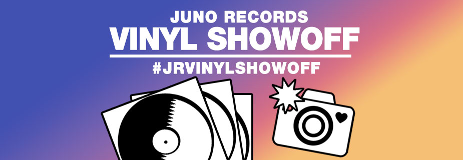 juno records vinyl showoff