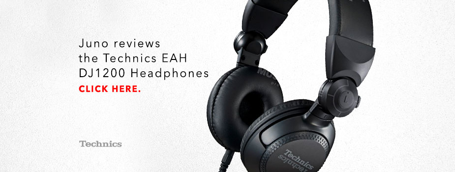 juno reviews technics headphones