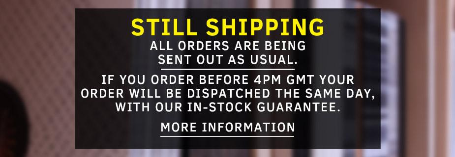 still shipping