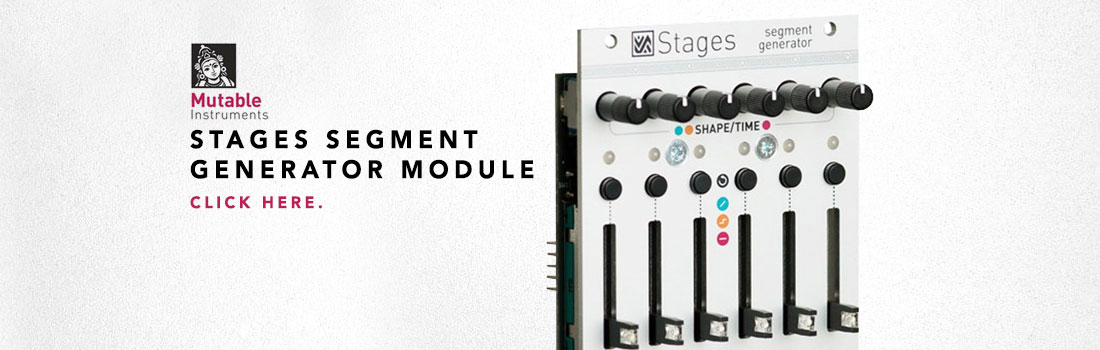 mutable instruments stages segment generator module