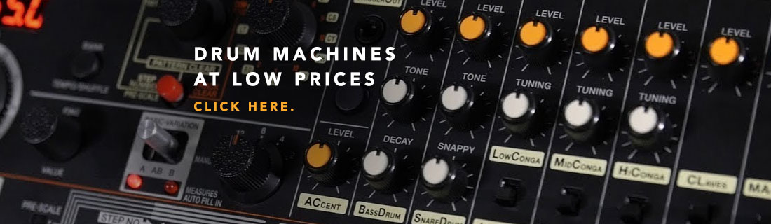 drum machines at low prices
