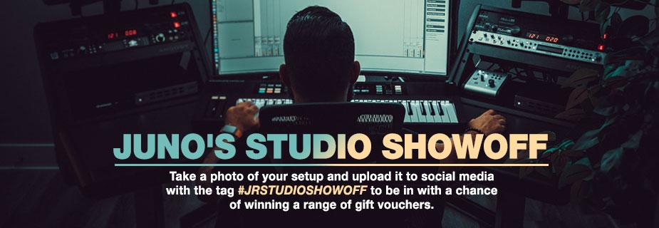 Juno studios showoff