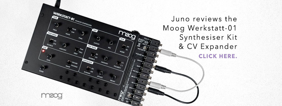 juno reviews the moog werkstation
