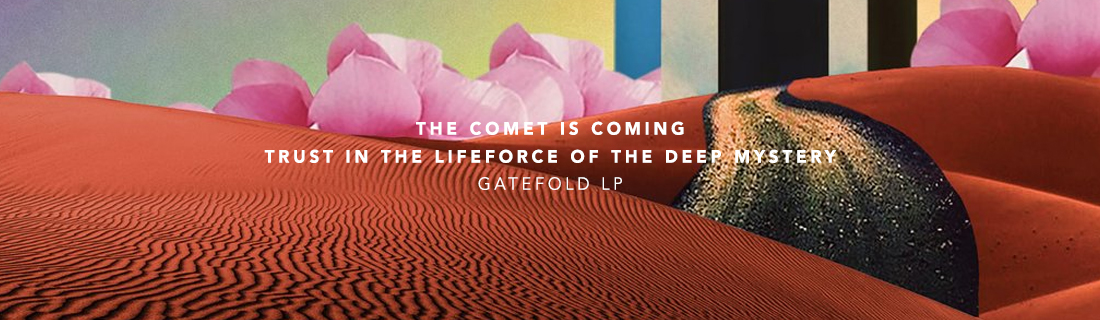 music the comet is coming