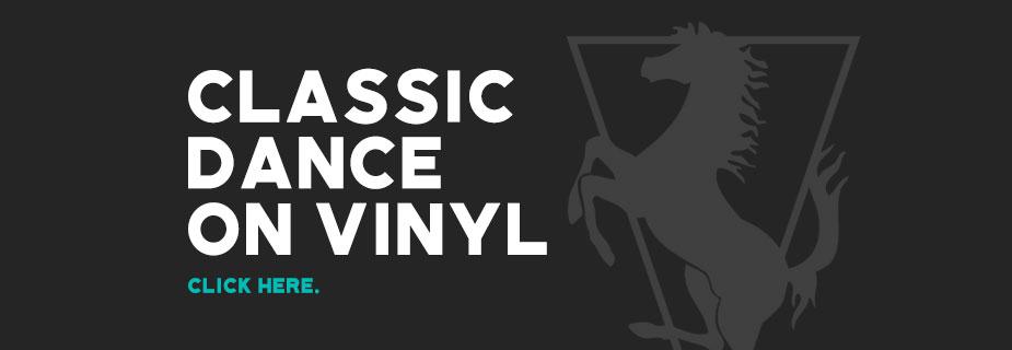 classic dance on vinyl