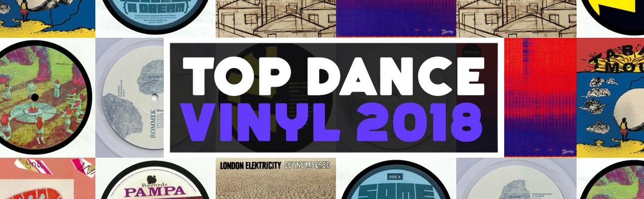top dance vinyl 2018