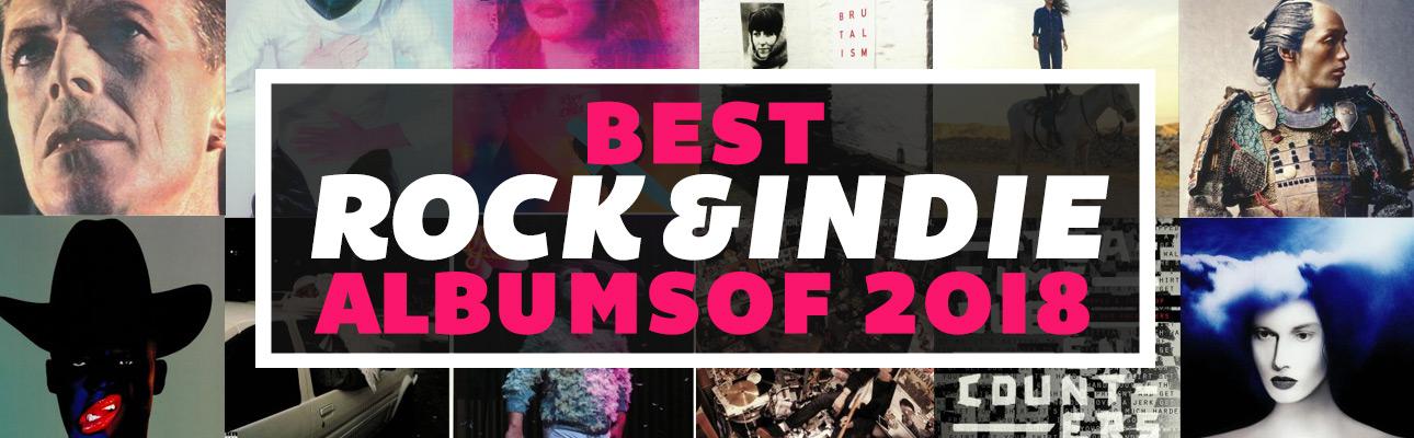 best rock and indie albums 2018