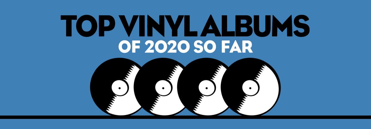 top vinyl albums 2020