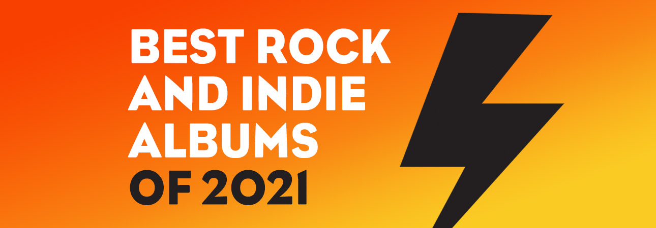 best rock and indie albums of 2021