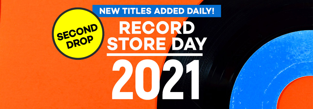 record store day 2021 second drop