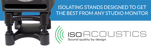 iso acoustic stands